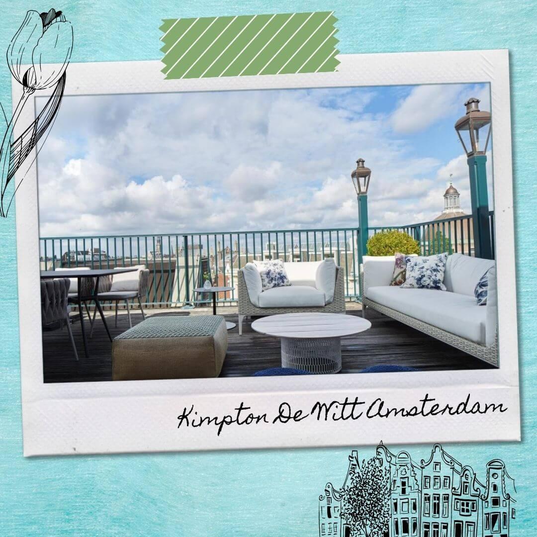 Hotels Near Amsterdam Central Train Station - Kimpton De Witt Amsterdam