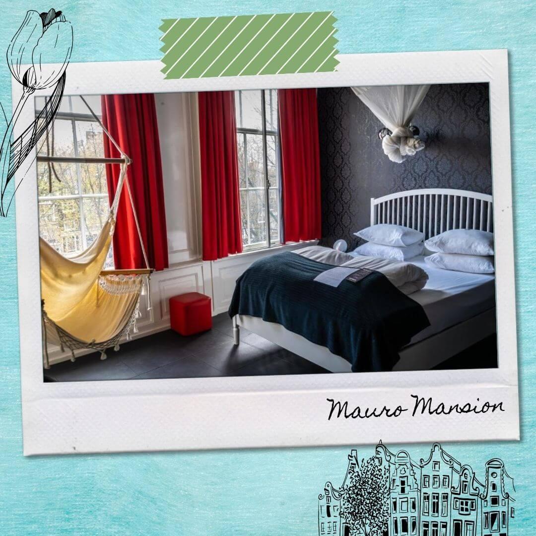 Hotels Near Amsterdam Central Train Station - Mauro Mansion