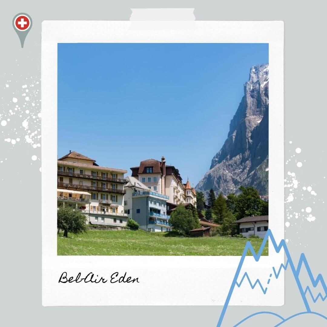 Hotels Near Grindelwald Train Station - Bel-Air Eden