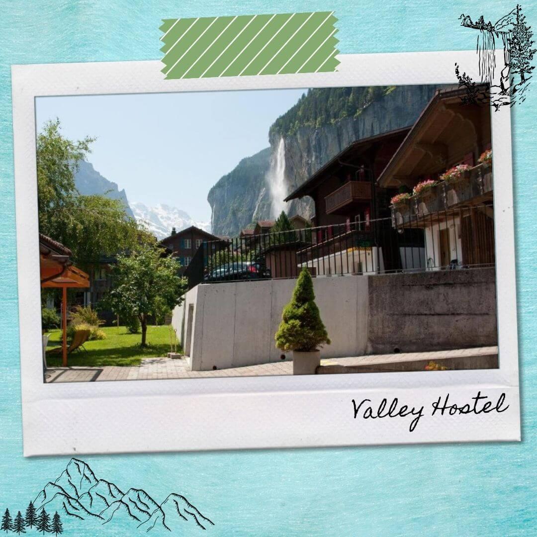 Hotels Near Lauterbrunnen Train Station - Valley Hostel