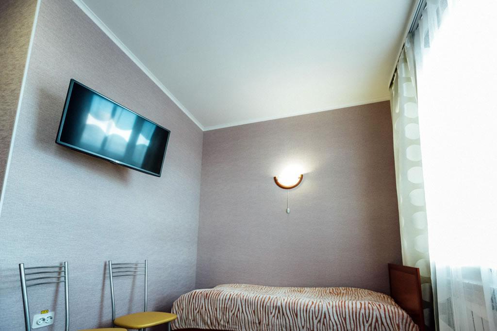 Номер Стандарт в гостинице Сокол в Сорочинске