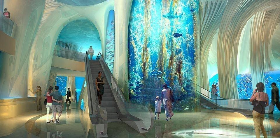 Atlantis Sanya  SPACE  International Hotel Design