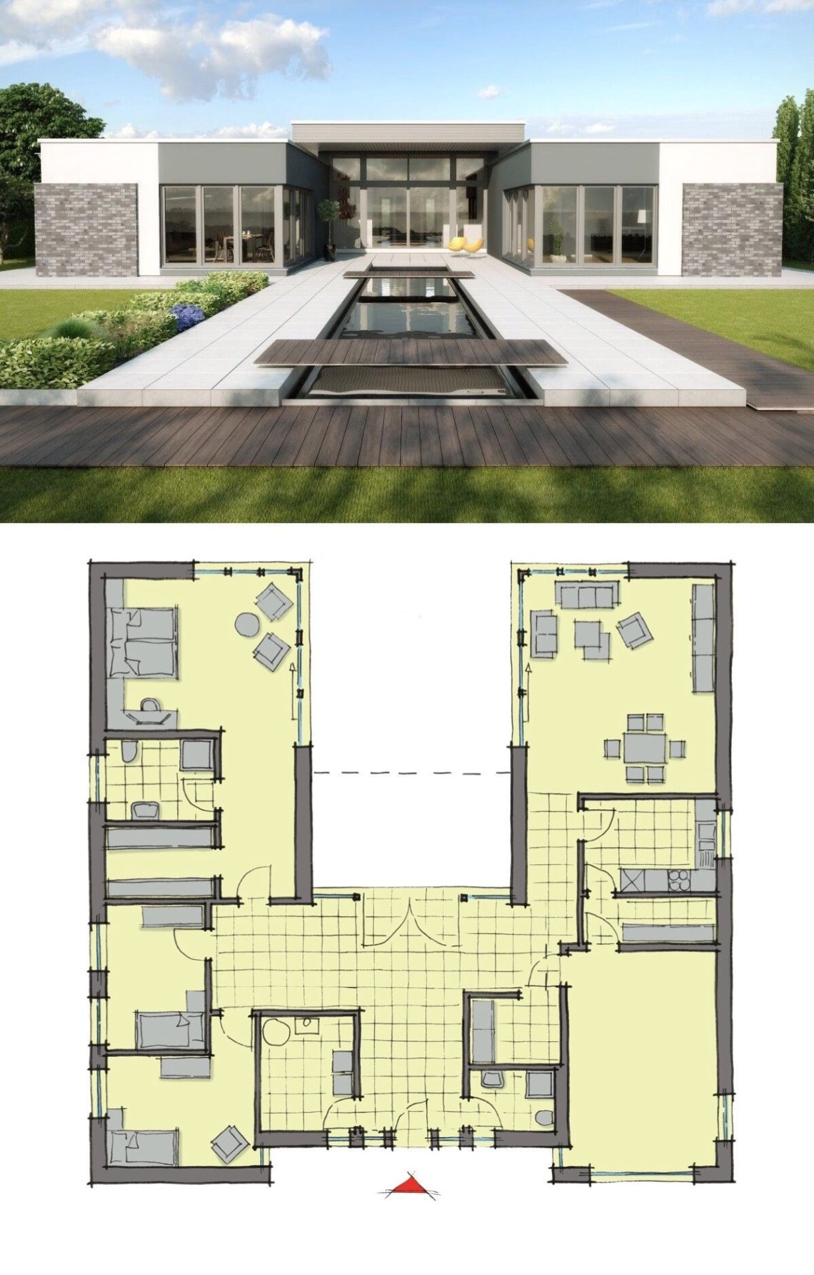 Contemporary House Designs and Floor Plans 2021 ...
