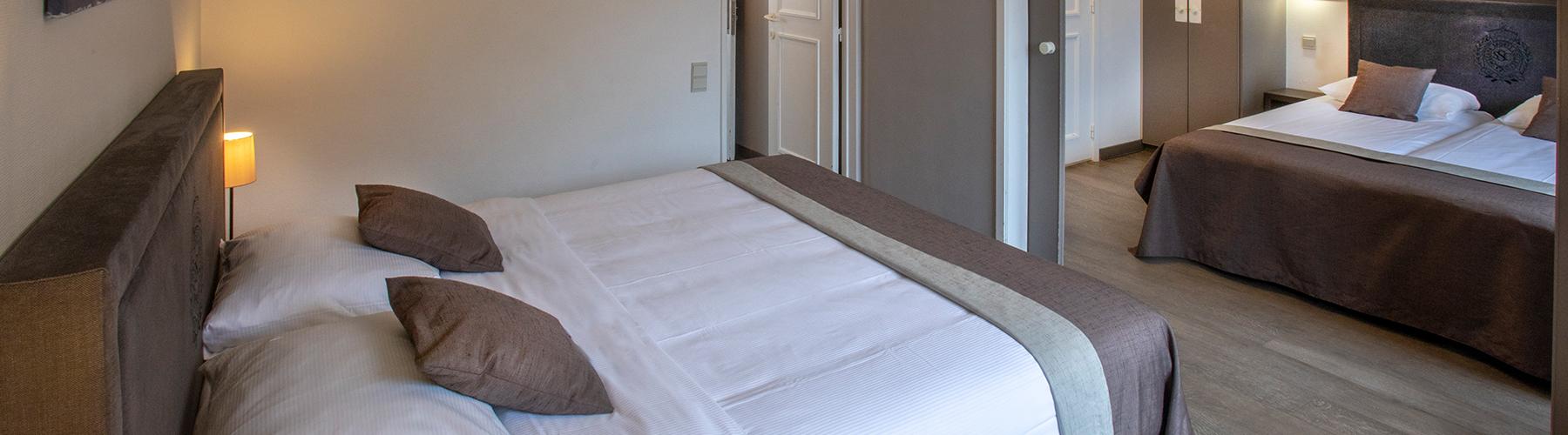 Superior familiekamer Hotel St Pol Knokke