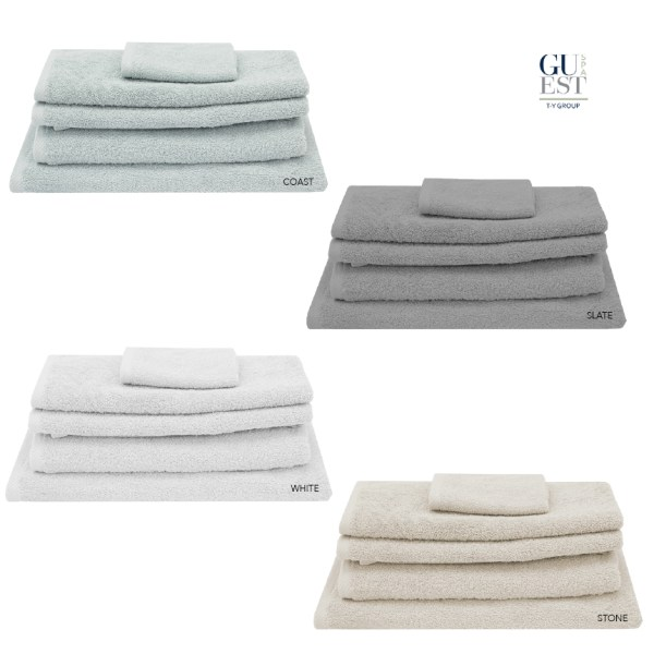 Traditional Collection Towels by TY Group & Harbor Linen