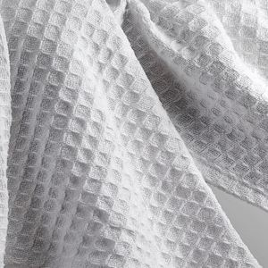 Closeup of the Honeycomb pattern on the Cape Code Blanket