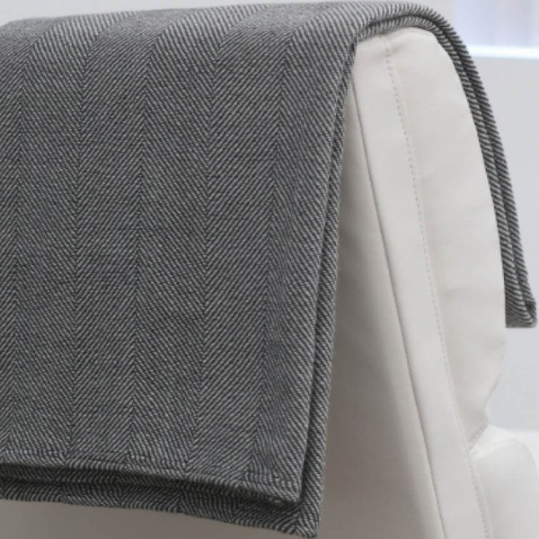 Harrington Throw Blanket by T-Y Group & Harbor Linen