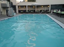 Sofitel Swimming Pool