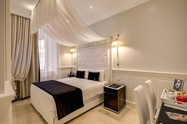 camera matrimoniale roma hotel