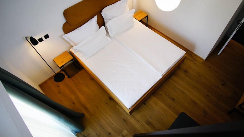 Vault Hotel Ljubljana, duplex suites