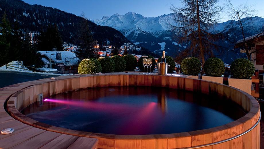 Hotel Vieux Vichres Verbier StBernard Switzerland
