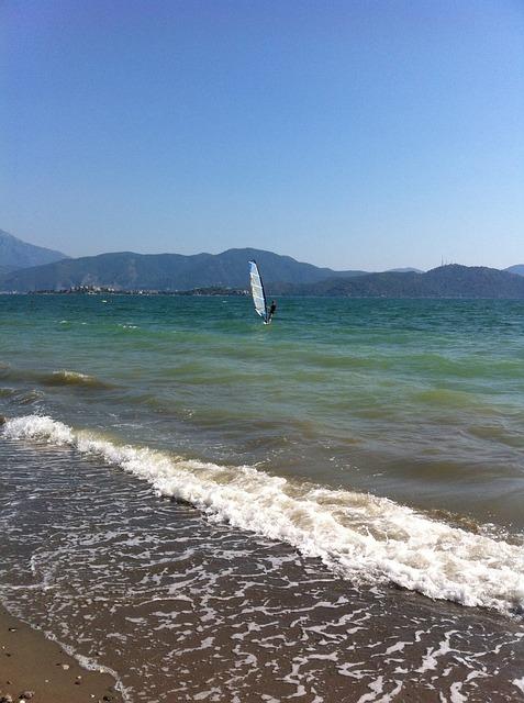 vacanza per wind surf