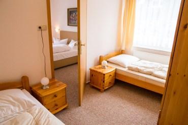 Ferienwohnungen in Zinnowitz an der Ostsee Hotel Waldidyll