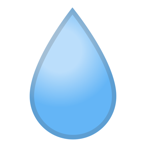 droplet emoji meaning with