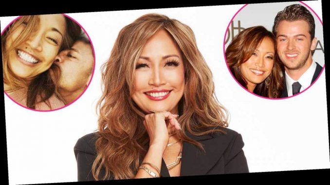 Carrie Ann Inaba's Dating History: Artem Chigvintsev ...
