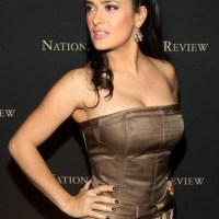 Mexican hot actress Salma Hayek Photos 2011