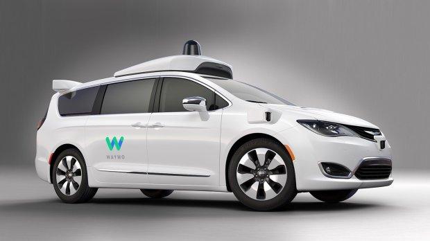 Google бесплатно предоставит беспилотные машины американцам