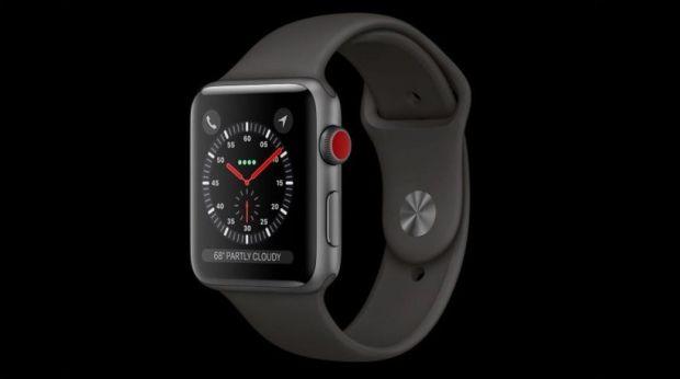 В Apple Watch Series 3 за $1300 стоит ненастоящий сапфир
