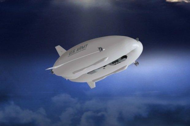 Трое японцев на инновационном дирижабле полетят в космос