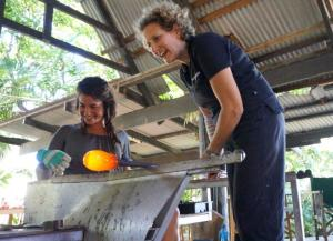 Hot Glass Experiences