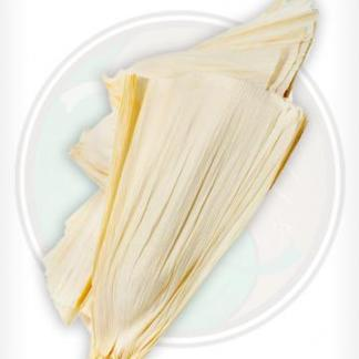 Corn Husk Rolling Leaves