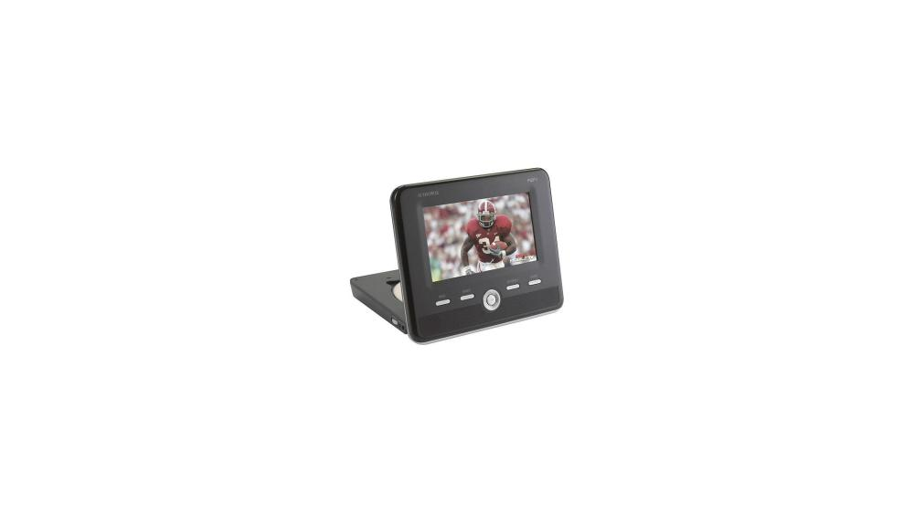 medium resolution of audiovox introduces portable dvd player with flo tv service hothardware
