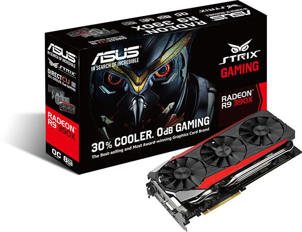 ASUS Radeon R9 390X 8GB