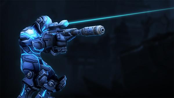 StarCraft II Ghost