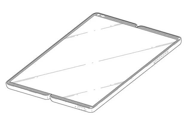 LG Patent Shows Folding Device That Can Morph From