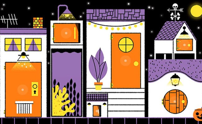 Google Doodle Gets Spooky For Halloween With Trick Or