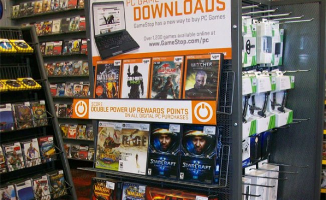 Gamestop We Re Interested In Selling Secondhand Digital