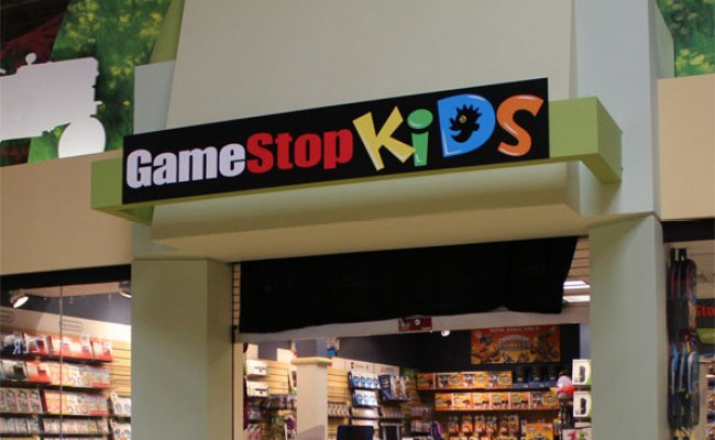 Gamestop To Launch 80 Holiday Pop Up Stores For Kids