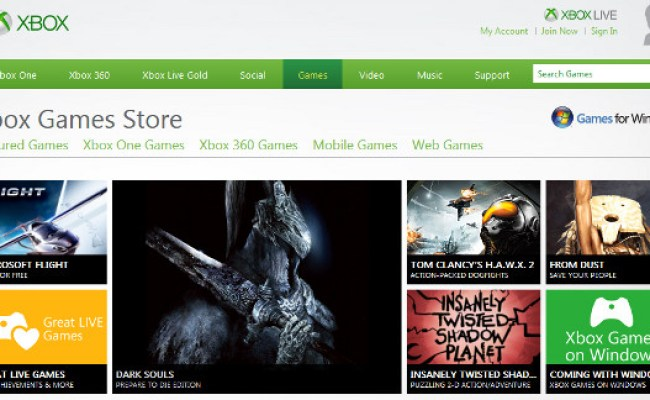 Microsoft Shutting Down Games For Windows Live Pc Market