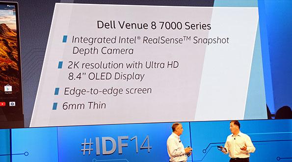 Dell anuncia o tablet de 8 polegadas mais fino do mercado e com câmera 3D 1