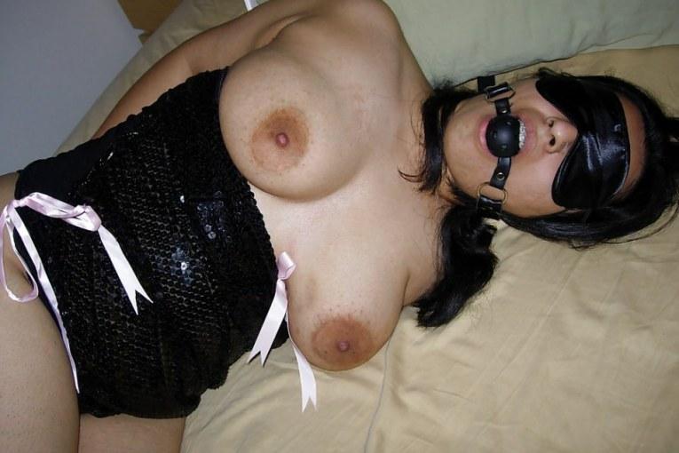 Tamil honeymoon bhabhi bondage BDSM sex