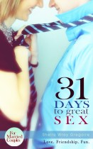 31 Days to Great Sex book cover