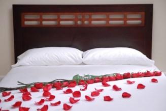 Valentines Bed