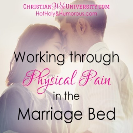 Working through Pain Guest Post by Jolene Engle