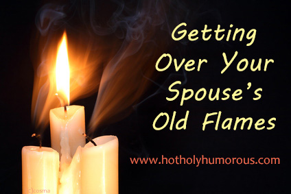 Q&A with J: Getting Over Your Spouse's Old Flames
