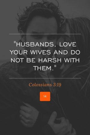 Marriage Memory Verse 4-30-16