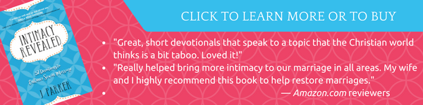 Intimacy Revealed ad, click to buy book
