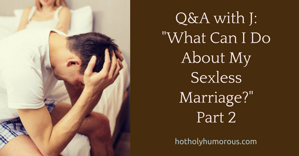 blog post title + man sitting on bed with head in hands