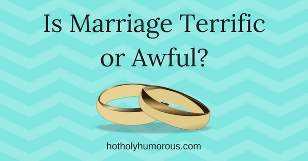Blog post title + illustration of wedding rings