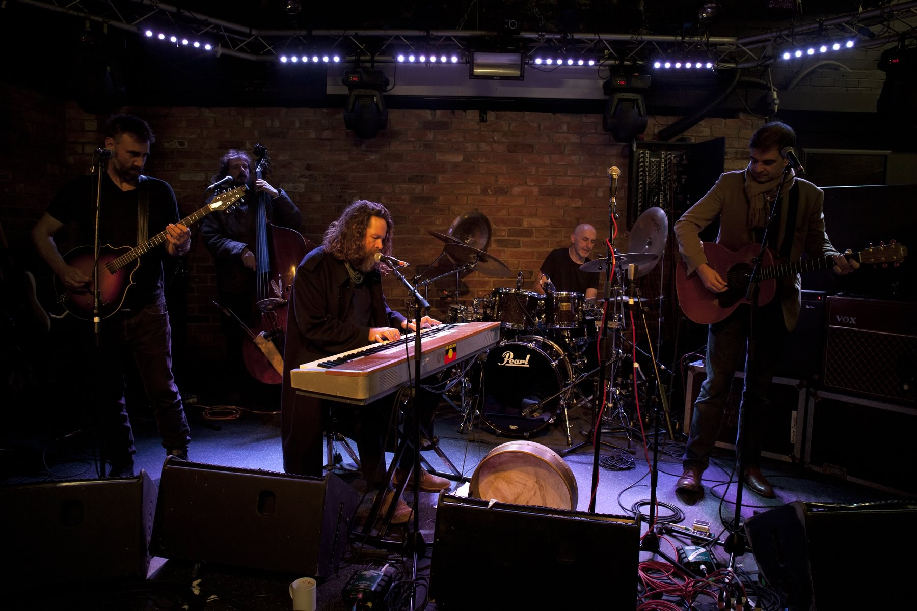 Hothouse Flowers in Concert