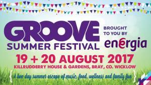 Groove Festival Poster