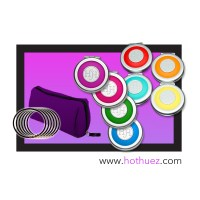 Hot Huez Hair Chalk | Hot Huez Hair Chalk