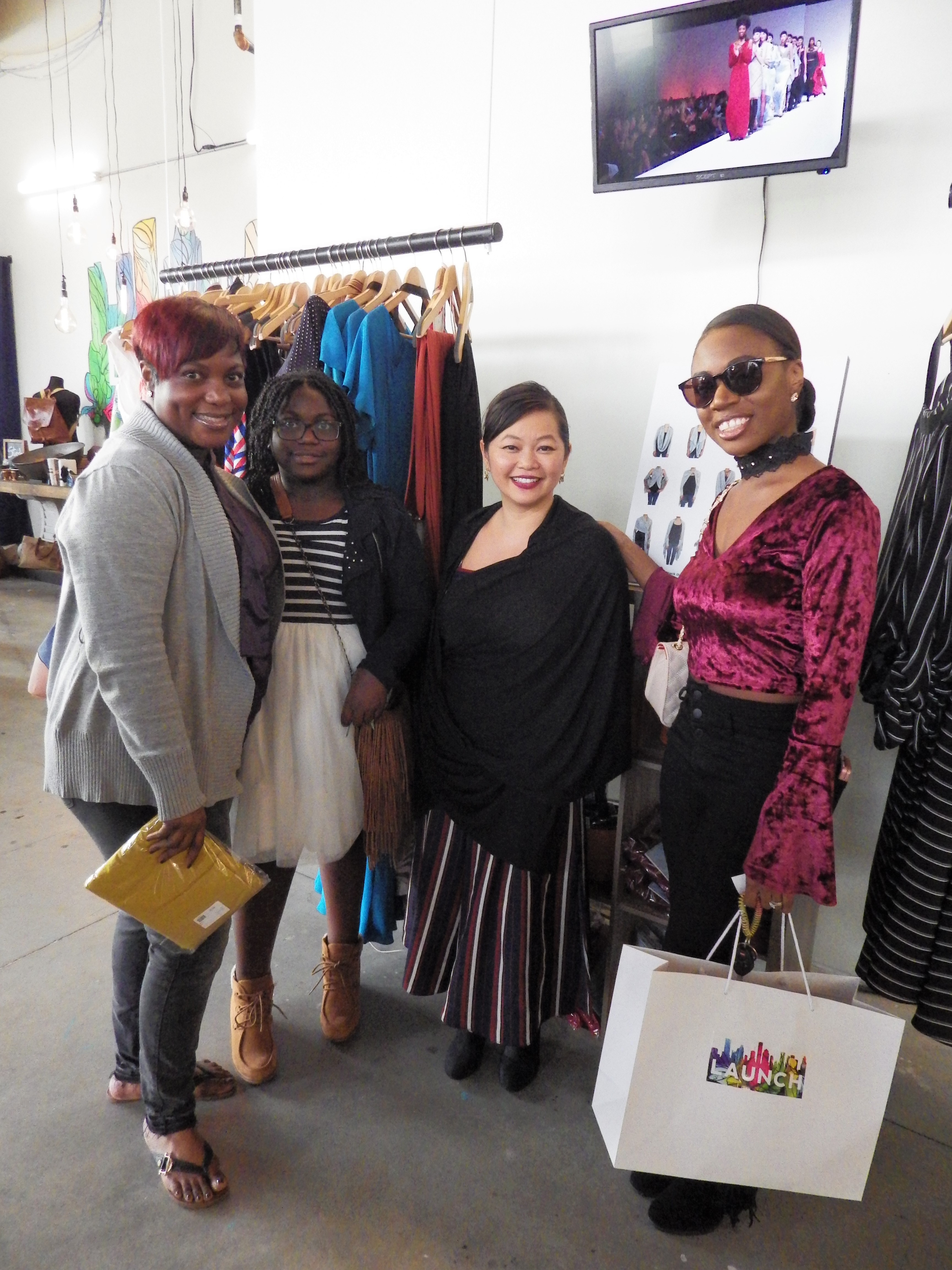LAUNCH pop-up shop has Houston designers with a wide array of creativity