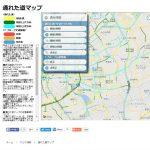 熊本被災地の通行実績情報!トヨタの通れた道マップを公開!