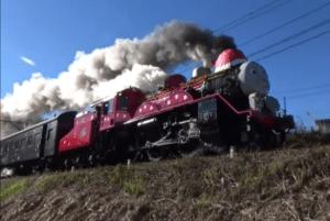 ジェームス機関車