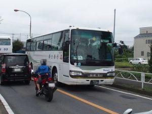 荻野運動公園 富士急行バス